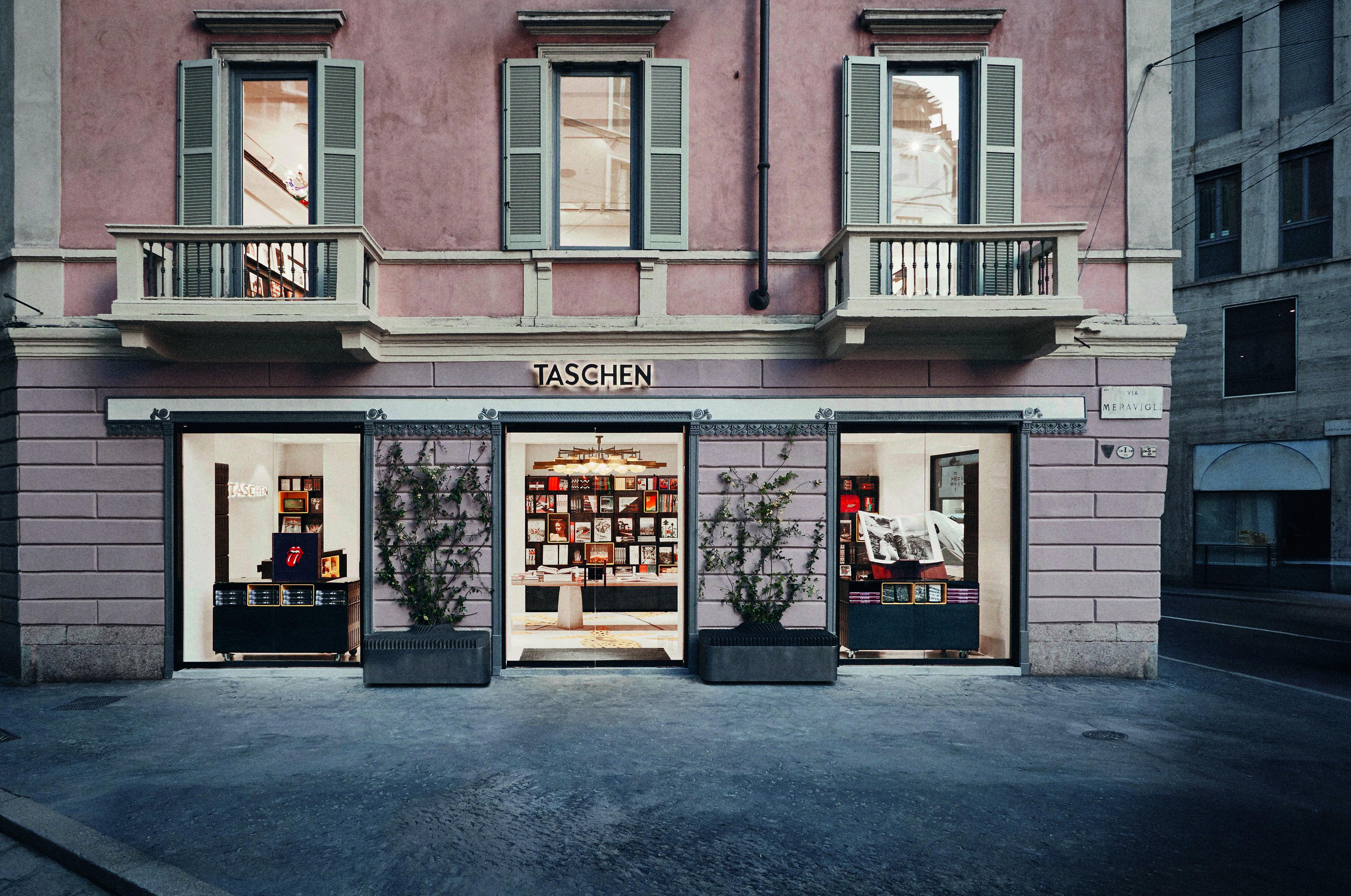 Taschenstore Milano