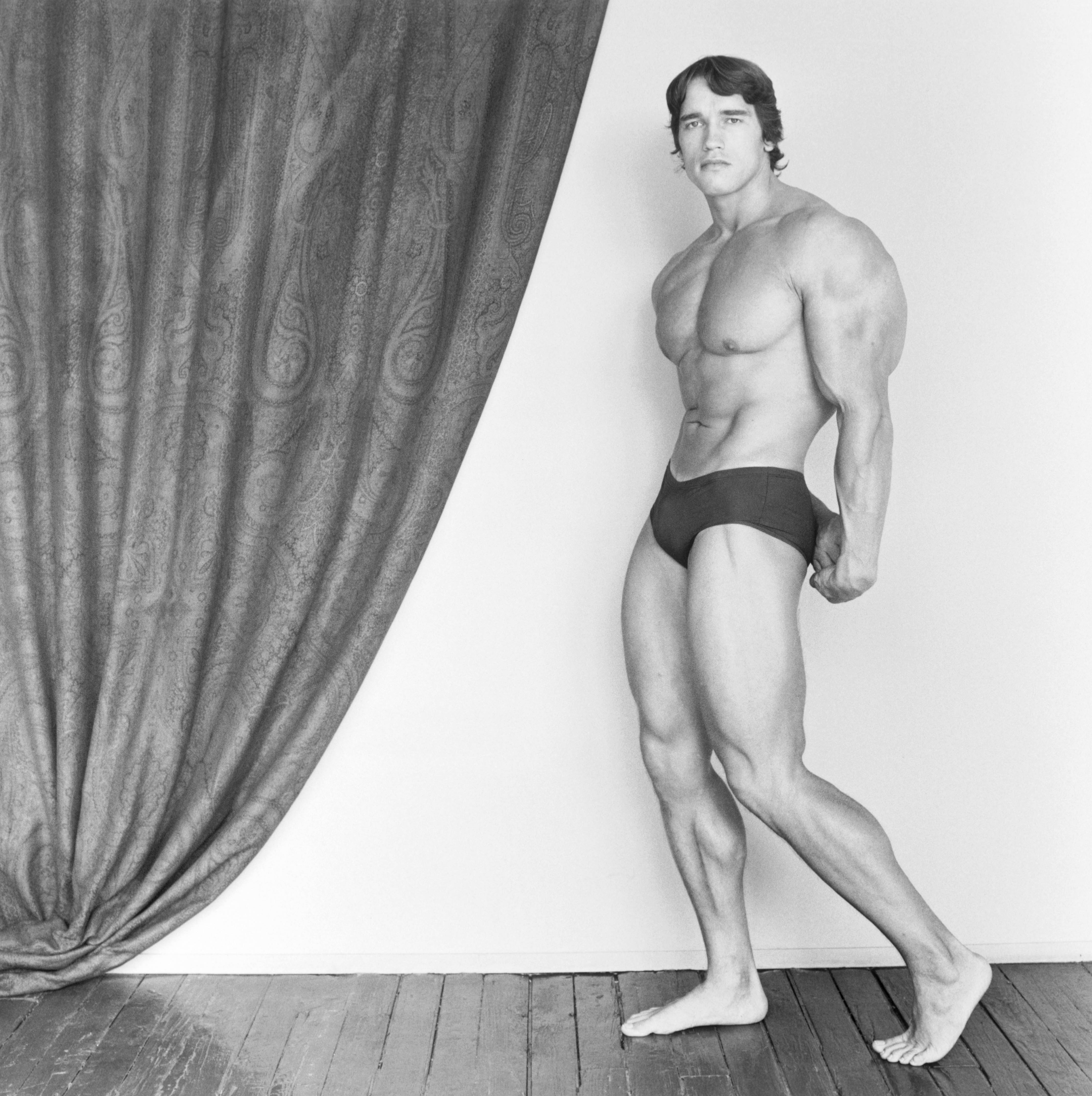 Arnold Schwarzeneggr,1976.300dpiNY