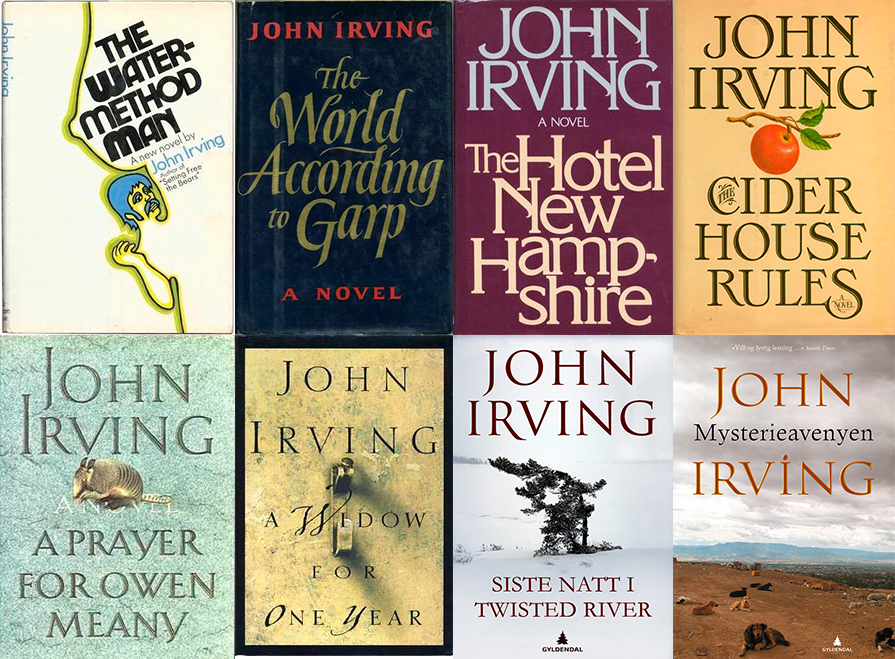 Irvingbooks
