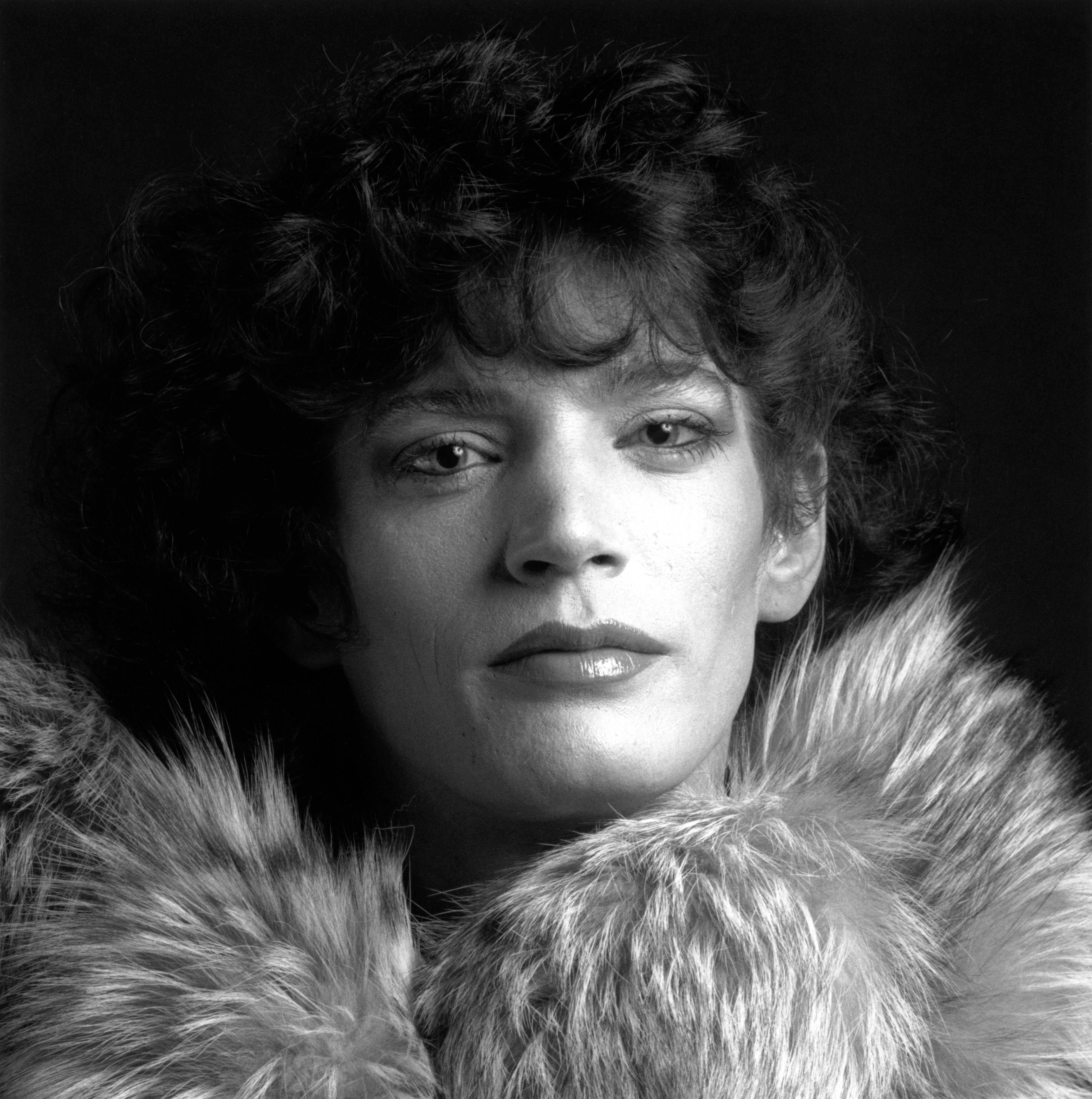 Self-Portrait,1980NY